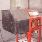 Otryskávacia kabína OT-900-I